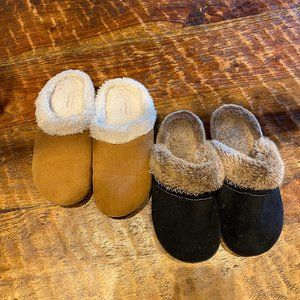 Set of 2 Slippers